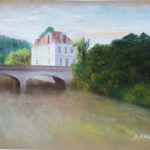 La maison de pont